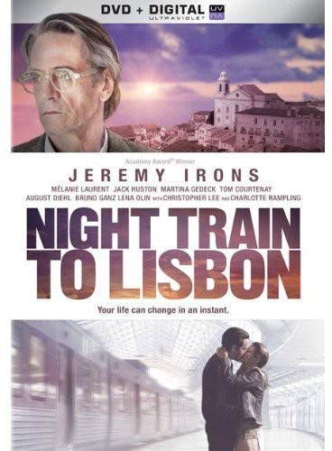 Night Train To Lisbon [DVD + Digital]