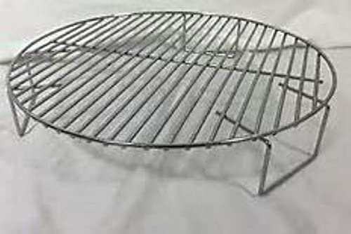 NuWave Oven PRO 4 inch Rack Stainless Steel Grill Replacement Reversible 1 inch