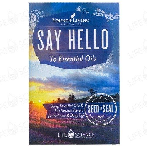 Say HELLO to Essential Oils Life Science Publishing