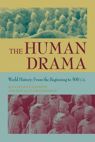 The Human Drama: World History (v. 1)