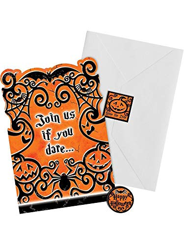 Gothic Greetings Invitations -