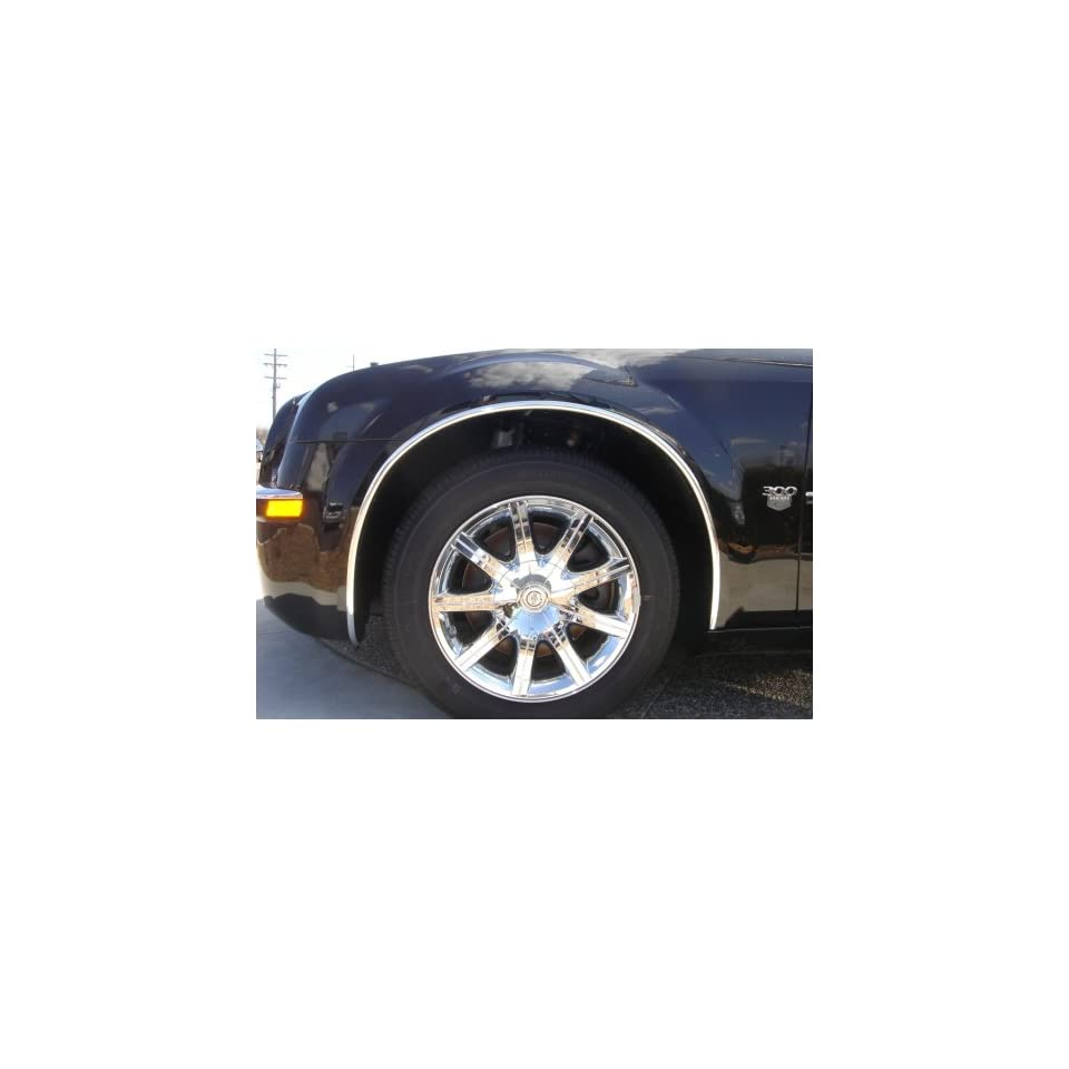 Cadillac CTS Chrome Wheel Well 03 07