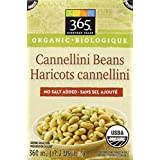365 Everyday Value Organic Cannellini Beans No Salt Added, 12.2 oz