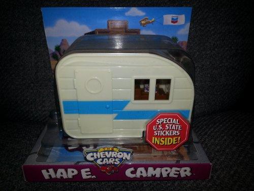 (Chevron Cars Hap E. Camper, Happy E,)