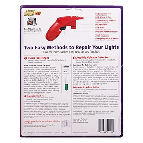 .com: ulta lit light keeper pro 01201 the complete tool for ...