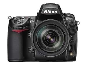 Nikon D700 12.1MP Digital SLR Camera with 24-120mm f/3.5-5.6G ED IF VR Nikkor Zoom Lens