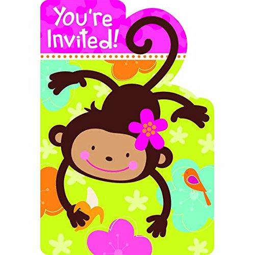 Invitations | Monkey Love Collection | Party