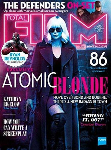 Total Film - September 2017- ATOMIC BLONDE DEFENDERS DEADOOL 2 - ISSUE 262
