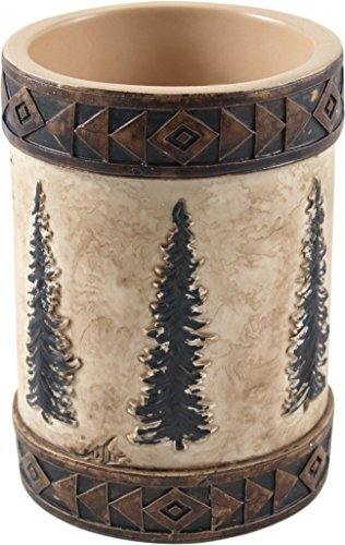 (Blonder Home Accents Woolrich Pine Woods Tumbler)