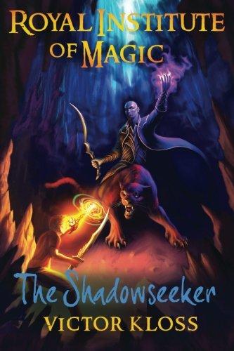 The Shadowseeker (Royal Institute of Magic) pdf epub