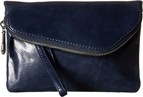 [Hobo Womens Leather Daria Crossbody Handbag (Royal)] (Hobo Purses)