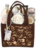 Aquaterra 6 Piece Bath Collection - Warm Vanilla
