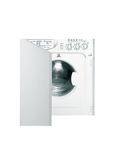 Indesit IWDE 127 (EU) lavadora Carga frontal Integrado Blanco ...