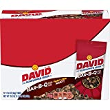 DAVID Roasted and Salted Bar-B-Q Sunflower Seeds, 1.625 oz, 12 Pack For Sale