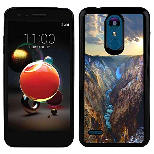 Canyon TPU Case Fit for LG K8 2018 5 Version