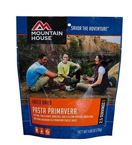 Mountain House Pasta Primavera - Dried Pasta