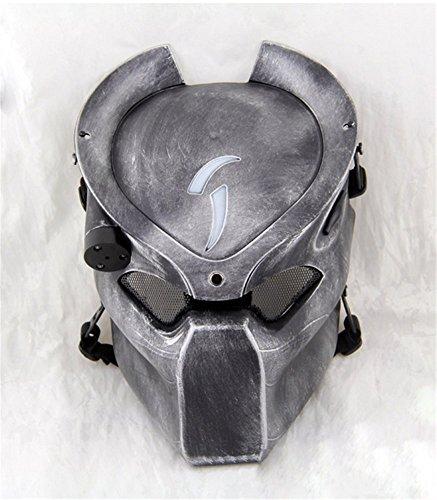 Predator Mask Led Lights