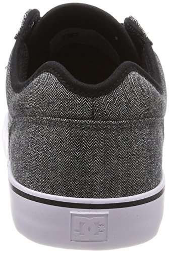 Battleship Shoes Black Se DC Gris Tonik Homme Kbk Black Mode TX Baskets Uwdaqzd