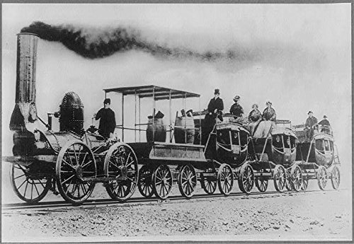 Dewitt Clinton Railroad (Photo: DeWitt Clinton locomotive,1800s,Railroad,RR)