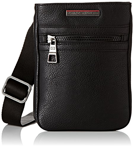 Tommy Hilfiger Essential Compact - Bolso Negro (Black)