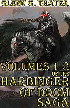 Harbinger of Doom ( Epic Fantasy Three Book Bundle) by [Thater, Glenn G.]