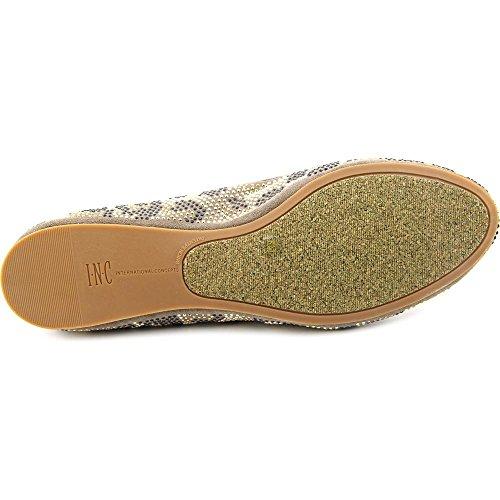 INC International Concepts Galle 10 Lona Zapatos Planos