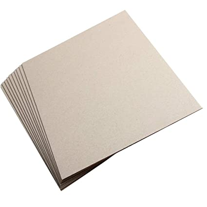 Amazon Com Magideal A4 Kraft Blank Paper Cardstock Thick