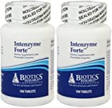 Biotics Research Intenzyme Forte 100 Tablets (100x2)