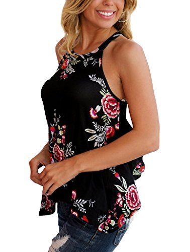 Flowers Womens Tank Top - 4
