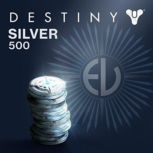 Destiny: 500 Destiny Silver (PS4) - PS4 [Digital Code]