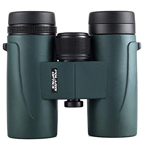 [해외]폴라리스 광학 GoHawk HD 8X32 컴팩트 버드 쌍안경. /Polaris Optics GoHawk HD 8X32 Compact Bird Watching Binoculars. Phase Correcting Lens