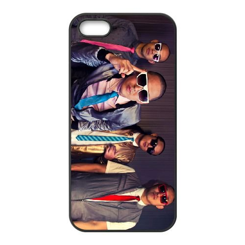 Lmnt 002 coque iPhone 5 5S cellulaire cas coque de téléphone cas téléphone cellulaire noir couvercle EOKXLLNCD25618