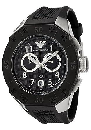 7a7d878680f Relojes Hombre EMPORIO ARMANI ARMANI SPORT AR0665  Amazon.es  Relojes