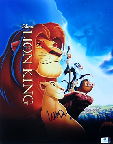 Matthew Broderick Signed Autographed 11X14 Photo The Lion King Simba GV756858 ()