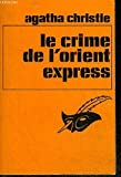 le crime de l orient express collection le masque n?169