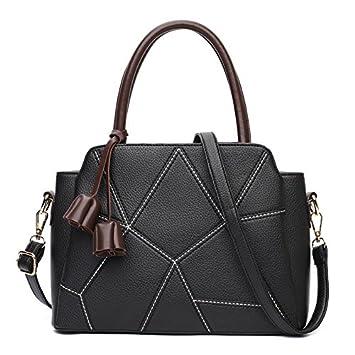 507062b439cdf GWQGZ Handtasche der Modernen Frauen Neue Art und Weiseschulterbeutel  Schräge Tasche der Einfachen Handtasche.