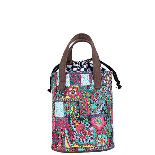 Bolsas colgados/Bolso de moda casual/Retro estilo popular-C E