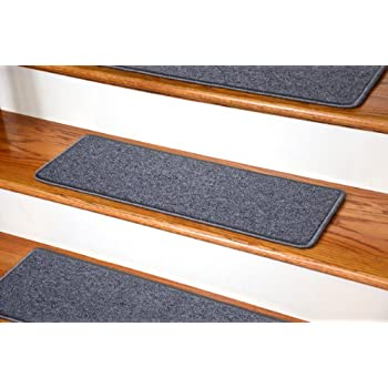 Dean Diy Peel And Stick Serged Non Skid Carpet Stair