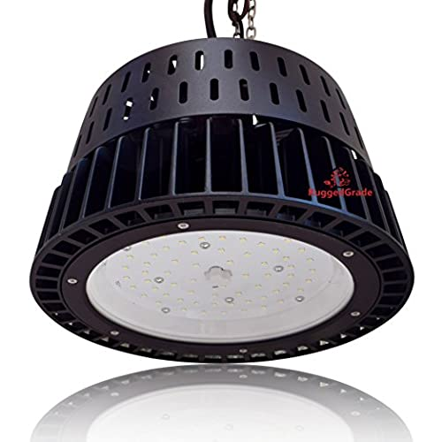 100 Watt LED High Bay Lighting - 13000 Lumen - UFO LED Light - Ultra Efficient 130 Lumens to Watts - Smaller and more efficient - Warehouse LED Lights ...  sc 1 st  Amazon.com & High Bay LED Lights: Amazon.com azcodes.com