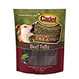 Cadet Butcher Treats 100% Beef Strips for Dogs, 8 Oz For Sale