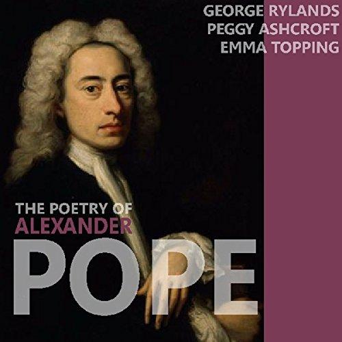 """""""The Poetry of Alexander Pope"""" av Alexander Pope"""