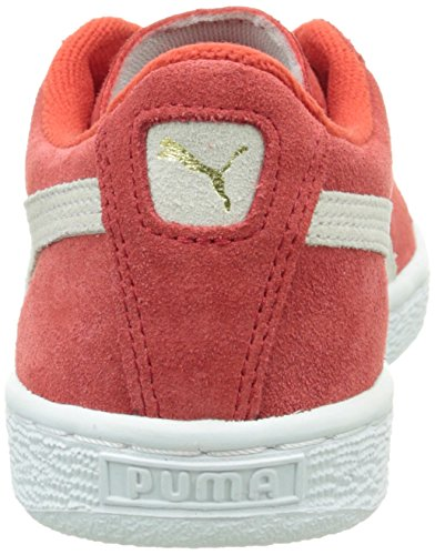 Puma 355110 Z, Zapatillas para Niños Rojo - Rouge (High Risk Red/White)