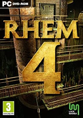 Rhem 4 - The Golden Fragments
