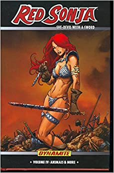 Red Sonja: She Devil With a Sword Volume 4: She Devil with a Sword v. 4