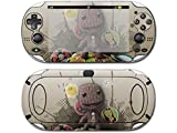 Little Big Planet skin for psp vita 1000 console