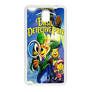 SANYISAN Basil detective prive Case Cover For samsung galaxy Note3 Case