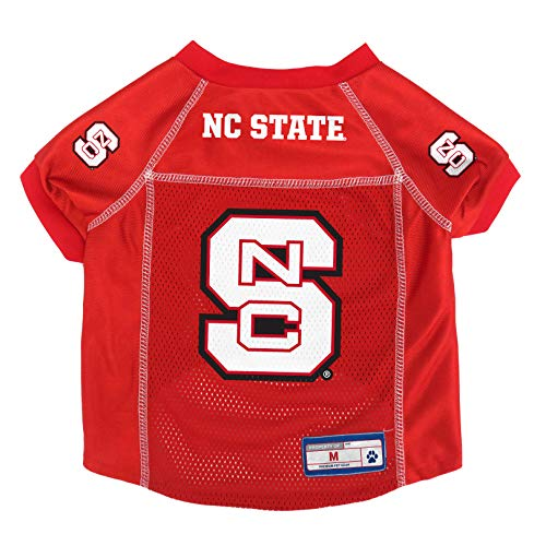 (NCAA NC State Wolfpack Pet Jersey, XS )
