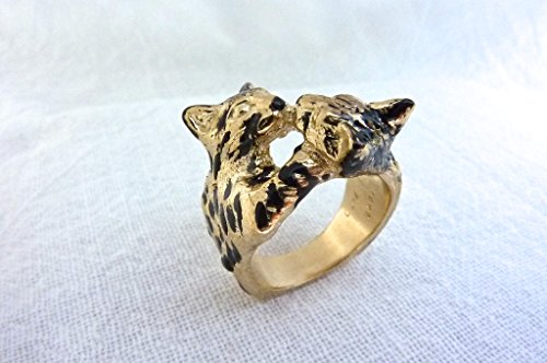 Bengal Ring (yellow-gold)