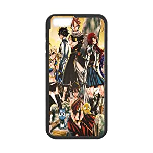 Character Phone Case Fairy Tail For iPhone 6 4.7 Inch NC1Q02926