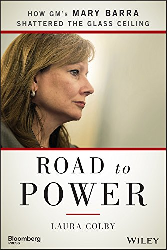 Road to Power: How GM's Mary Barra Shattered the Glass Ceiling (Bloomberg) (In Regard To Trade The United States)